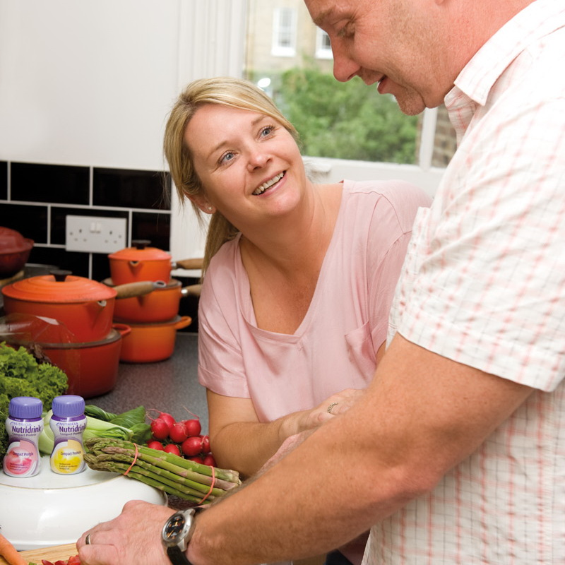 Nutrition can improve outcomes in cancer care | Danone